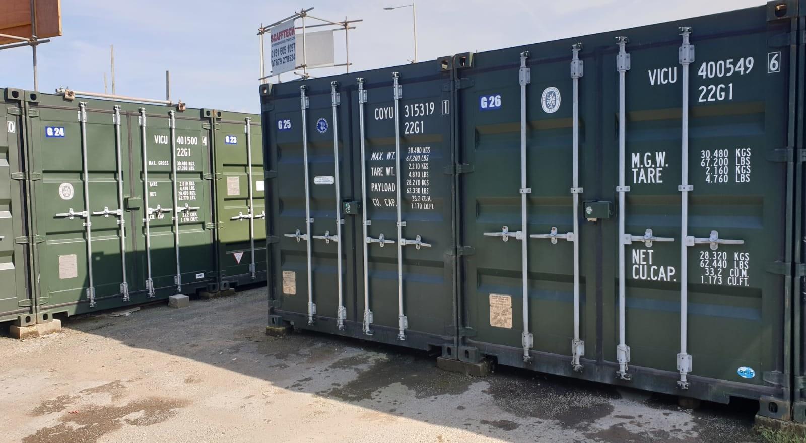 Ellesmere Port Storage